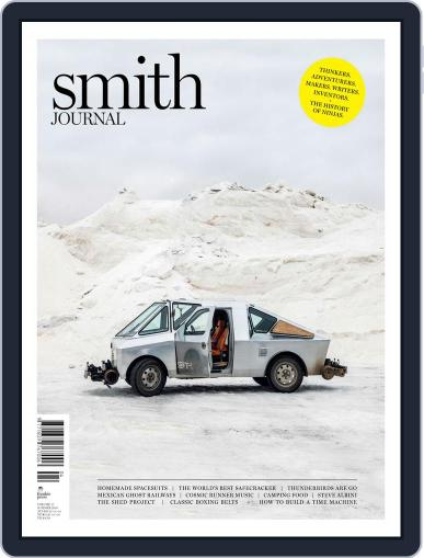 Smith Journal (Digital) January 1st, 2016 Issue Cover