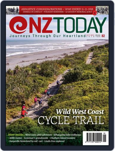 NZ Today October 1st, 2018 Digital Back Issue Cover