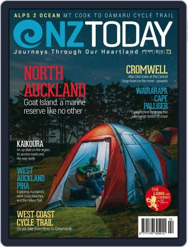 NZ Today April 5th, 2017 Digital Back Issue Cover