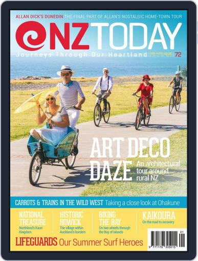 NZ Today February 1st, 2017 Digital Back Issue Cover