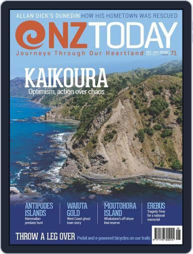 NZ Today December 1st, 2016 Digital Back Issue Cover