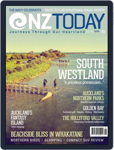 NZ Today October 1st, 2016 Digital Back Issue Cover