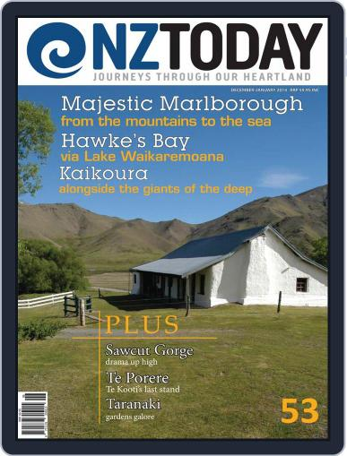 NZ Today (Digital) November 25th, 2013 Issue Cover