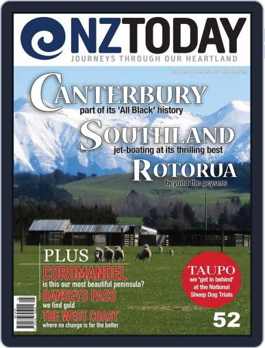 NZ Today (Digital) October 2nd, 2013 Issue Cover