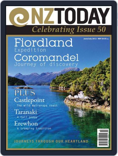NZ Today (Digital) June 5th, 2013 Issue Cover