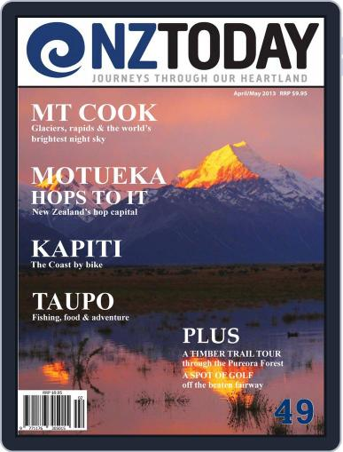 NZ Today (Digital) March 26th, 2013 Issue Cover