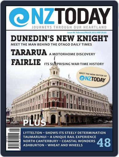 NZ Today (Digital) February 3rd, 2013 Issue Cover