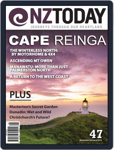 NZ Today (Digital) December 5th, 2012 Issue Cover
