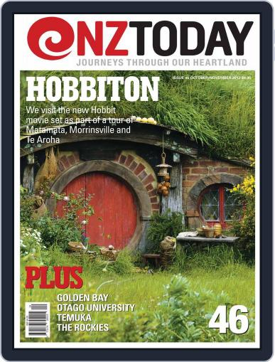 NZ Today (Digital) November 18th, 2012 Issue Cover