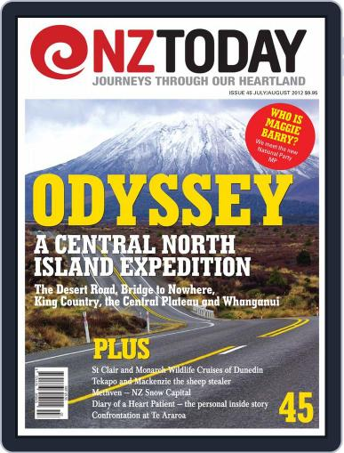 NZ Today (Digital) July 15th, 2012 Issue Cover