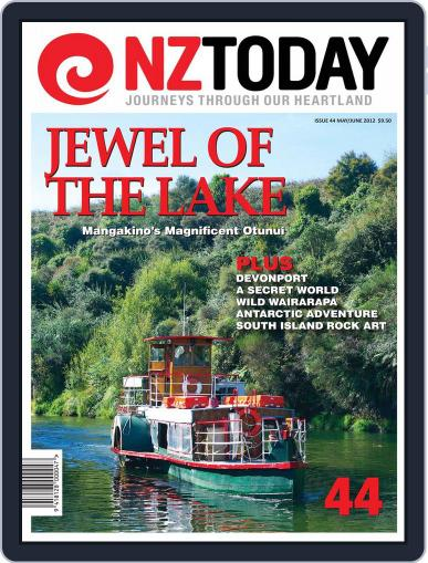 NZ Today (Digital) May 17th, 2012 Issue Cover