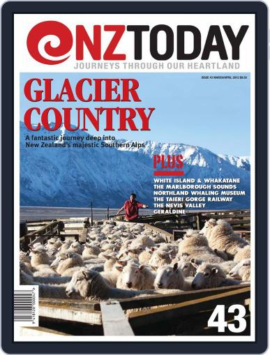 NZ Today (Digital) March 21st, 2012 Issue Cover