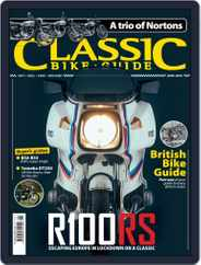 Classic Bike Guide (Digital) Subscription June 1st, 2020 Issue