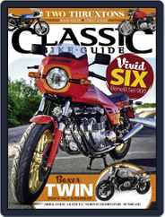 Classic Bike Guide (Digital) Subscription October 1st, 2016 Issue