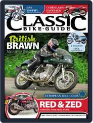 Classic Bike Guide (Digital) Subscription August 28th, 2016 Issue