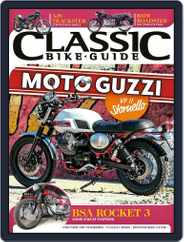 Classic Bike Guide (Digital) Subscription July 25th, 2016 Issue