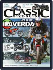 Classic Bike Guide (Digital) Subscription July 1st, 2016 Issue