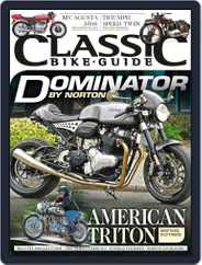 Classic Bike Guide (Digital) Subscription May 23rd, 2016 Issue