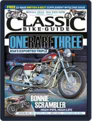 Classic Bike Guide (Digital) Subscription April 25th, 2016 Issue