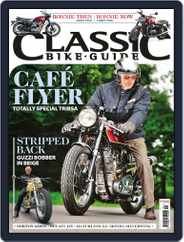 Classic Bike Guide (Digital) Subscription December 28th, 2015 Issue