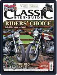 Classic Bike Guide (Digital) Subscription December 8th, 2015 Issue