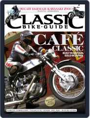 Classic Bike Guide (Digital) Subscription September 28th, 2015 Issue