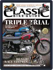 Classic Bike Guide (Digital) Subscription August 24th, 2015 Issue