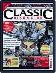 Classic Bike Guide (Digital) Subscription March 29th, 2011 Issue