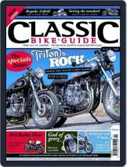 Classic Bike Guide (Digital) Subscription February 22nd, 2011 Issue