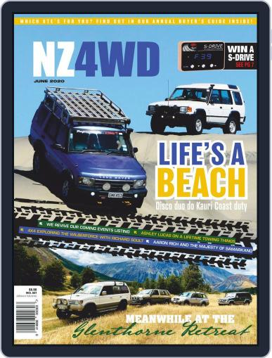NZ4WD (Digital) June 1st, 2020 Issue Cover