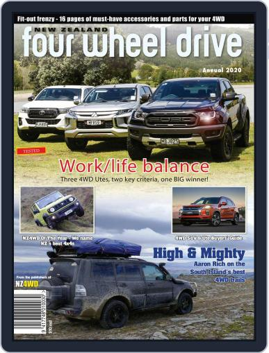 NZ4WD (Digital) January 1st, 2020 Issue Cover