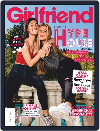 Girlfriend Australia May 1st, 2020 Digital Back Issue Cover