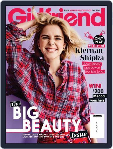 Girlfriend Australia February 1st, 2019 Digital Back Issue Cover