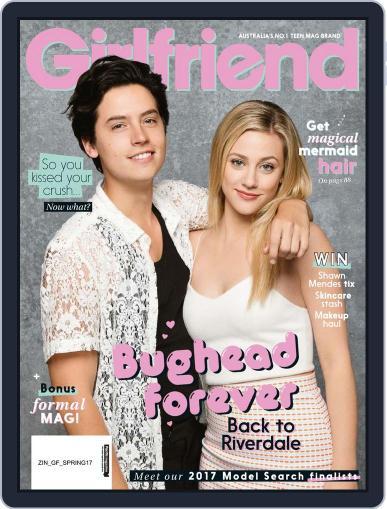 Girlfriend Australia (Digital) August 28th, 2017 Issue Cover
