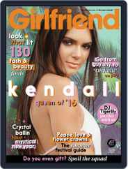 Girlfriend Australia (Digital) Subscription December 1st, 2016 Issue
