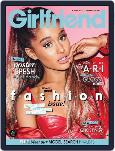Girlfriend Australia October 1st, 2016 Digital Back Issue Cover
