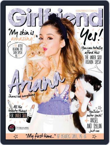 Girlfriend Australia September 23rd, 2014 Digital Back Issue Cover