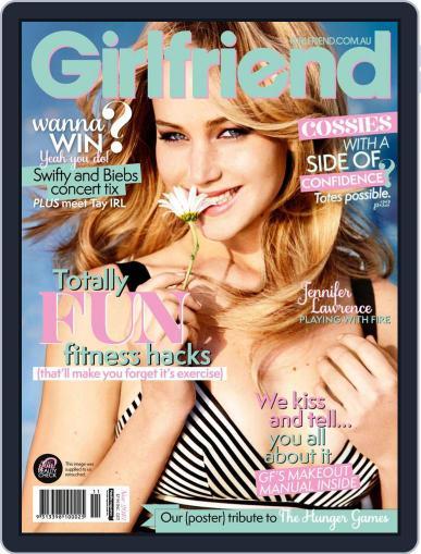 Girlfriend Australia (Digital) November 5th, 2013 Issue Cover