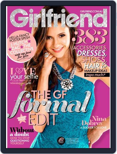 Girlfriend Australia (Digital) June 25th, 2013 Issue Cover