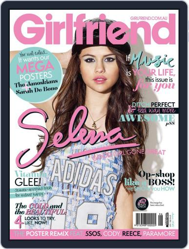 Girlfriend Australia (Digital) May 21st, 2013 Issue Cover