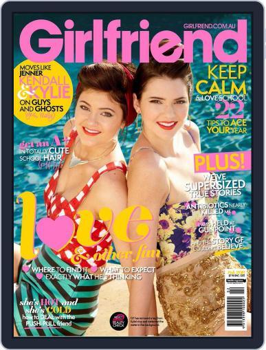 Girlfriend Australia (Digital) January 22nd, 2013 Issue Cover