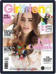 Girlfriend Australia (Digital) Subscription February 20th, 2012 Issue