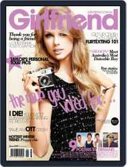 Girlfriend Australia (Digital) Subscription June 1st, 2011 Issue