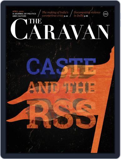The Caravan April 1st, 2020 Digital Back Issue Cover