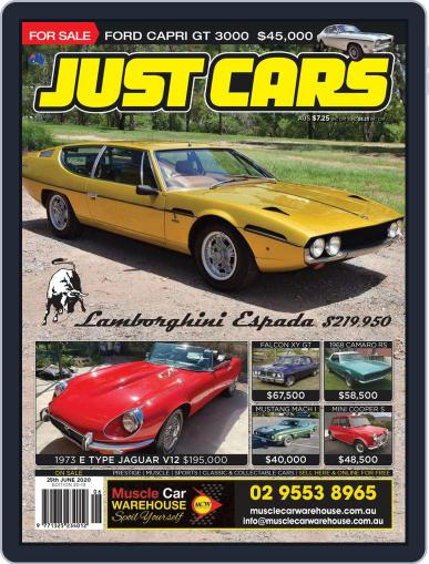 Just Cars (Digital) June 25th, 2020 Issue Cover
