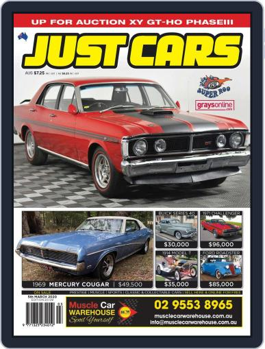 Just Cars (Digital) February 21st, 2020 Issue Cover