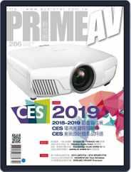 Prime Av Magazine 新視聽 (Digital) Subscription January 31st, 2019 Issue