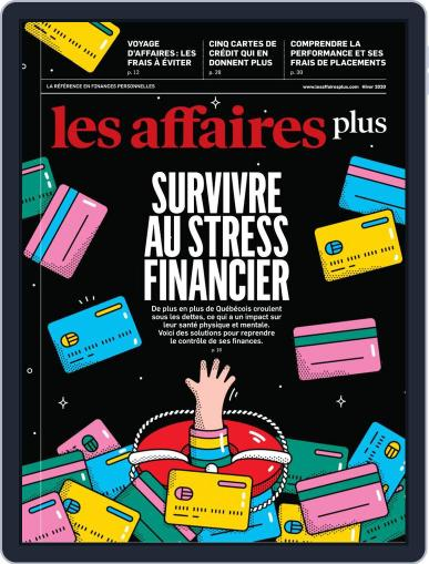 Les Affaires Plus November 13th, 2019 Digital Back Issue Cover