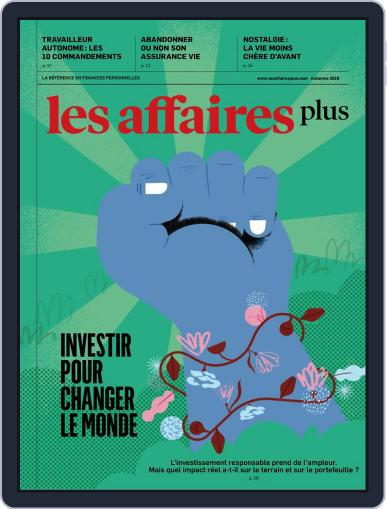 Les Affaires Plus October 9th, 2019 Digital Back Issue Cover
