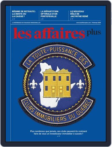 Les Affaires Plus April 10th, 2019 Digital Back Issue Cover